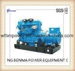 Grupo electrógeno diesel marino con estricta inspección