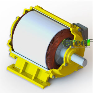 Alternador Síncrono magnético permanente sem escovas de 6KW, 7KW, 8KW, de 9 kw, 10kw