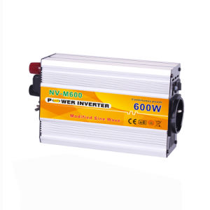 12/220V 600W inversor inteligente de energía