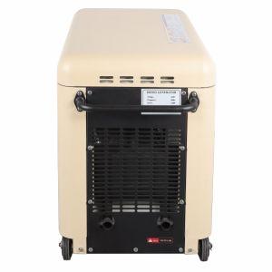 Insonorisées générateur diesel refroidi par air avec pièces de rechange en option