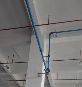 알루미늄에 의하여 양극 처리되는 공기 관 연결