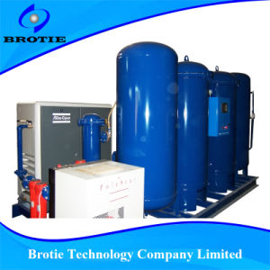 Brotie кислородный завод