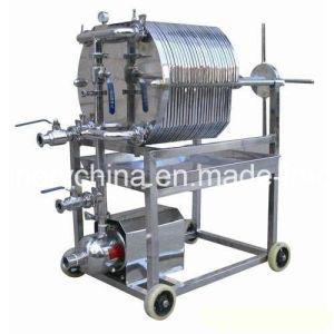 ビール蜂蜜オイルの版およびフレームフィルター出版物の機械および価格