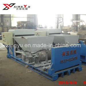 Lintel 기계의 생산 라인