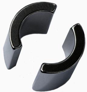 Arc магнит постоянного магнита деталей для громкоговорителей