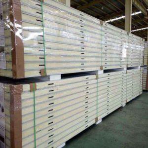 Крыша строительные материалы в формате EPS Сэндвич панели полиуретановой пены композитный системной платы