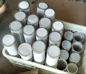 Personalizar el acero inoxidable malla de alambre tejido vino/ Cilindros filtro de café/metro/cesta