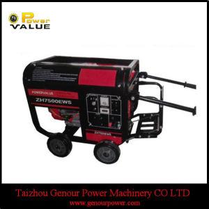 2.5Kw generador hogar generador de piezas de repuesto con gasolina.