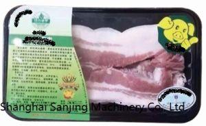 Grande produção de frangos de carne de porco de aves de máquina de vedação, embalagens de alimentos