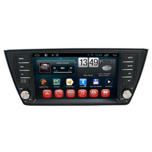 VW Android Fabia 2015 del giocatore del MP3 MP4 del video dell'automobile