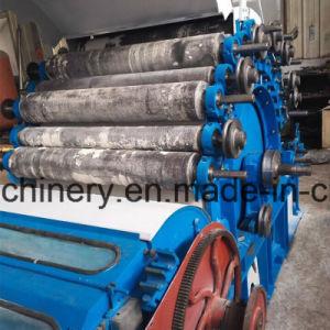 Katoenen van de Vezel van de fabriek niet Geweven Kaardende Machine voor Gevoeld Niet-geweven