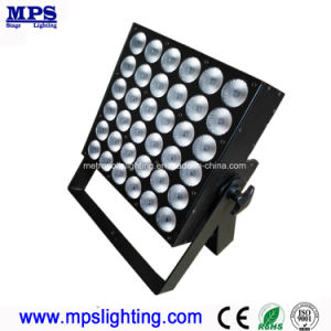 DJ細いLEDの洗浄ライト36X10W RGBW LED同価ライト