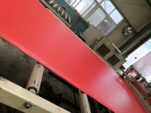 Gekleurd & Wit Vrij pvc -/het Plastic Blad van het Comité van de Muur van pvc van de Raad van het Schuim Celuka