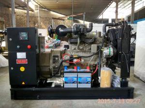 250kVA motor chino generador diésel de tipo abierto