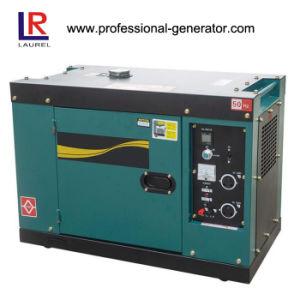 Refrigerado por aire 5.5kw silencio Generador Diesel