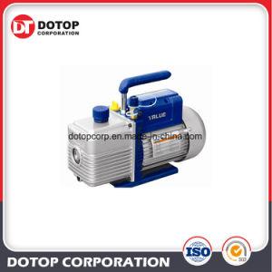 Zweistufige Drehleitschaufel-Vakuumpumpe mit CCS