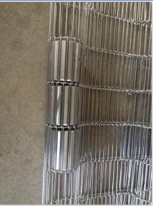 Ceinture en maille métallique pour équipement de traitement des aliments