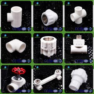PPRの管付属品の工場リサイクルされた材料のない直売PP-Rの女性のカップリング