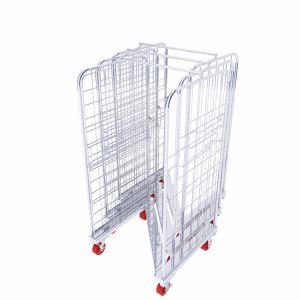 Supermercado europeu galvanizada carga de Segurança Dobrável dobrável