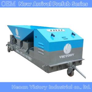 Panneau Hotsale tuiles en béton machine/machine de panneau mural à noyau creux