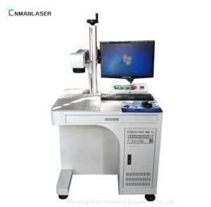 HochgeschwindigkeitsEzcad Chipkarte-Laser-Markierungs-Maschine auf Nichtmetall-Metall