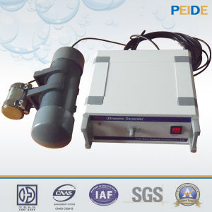 20k--250kHz 5--200W Ultra-Sonic Wave Device Water Treatment Equipment