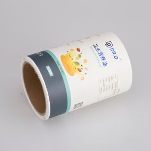 Клей для пользовательского размера наклейки бумага печать тепловой наклейки