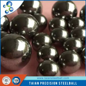 AISI304/carbono Inoxidável/Rolamento de esferas de aço cromado