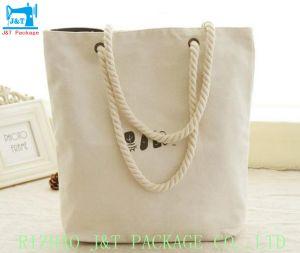 Réutilisables de la conception personnalisée de l'impression Sac shopping coton organique sac fourre-tout sac de plage