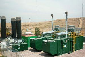 200kw-2000kw CHP Cchp Gas Cogeneration Generator Power Plant