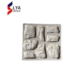 De rubber Kunstmatige Vormen van de Steen van de Tegel van de Muur van de Cultuur