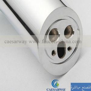 Cascada Grifosの詐欺LEDの浴室のために承認される透かしが付いている現代洗面器のコック