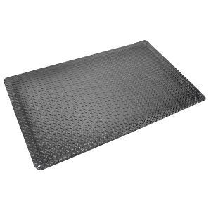 산업 ESD 다이아몬드 격판덮개 고무 Anti-Fatigue 매트