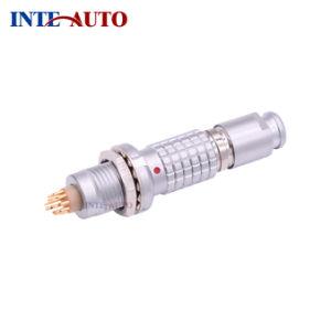 Lemos B el conector conector del panel de sistema de bloqueo Push-Pull