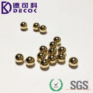 Kleine Körper-Messing-Kugel des Umlauf-10mm 2.8mm 6.5mm
