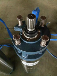 6sp46高圧ステンレス鋼の浸水許容の深い井戸の水ポンプ