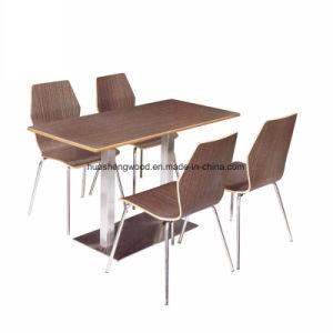 Высокое качество наращиваемых Bentwood обеденный стул
