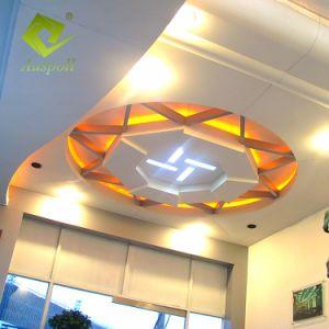 Déflecteur d'onde personnalisées décoratifs en aluminium Panneau au plafond