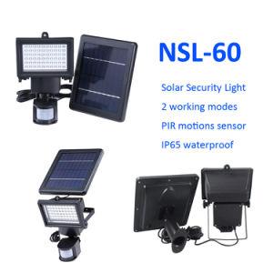 Nsl-60太陽電池パネルの機密保護ライト