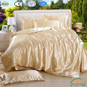 Os produtos da China/fornecedores Luxury Hotel acetinado branco extras Definir Consolador Definido
