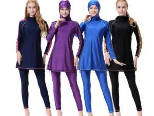 Populares Senhoras Modesto Swimear Islâmica / Sportwear Muçulmana