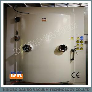 Macchina di rivestimento verticale a film metallico di evaporazione di migliori prezzi per ceramica