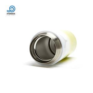 勾配カラーハイドロ簡単な現代絶縁されたステンレス鋼のタンブラー