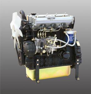Gloednieuwe Water Gekoelde 4-slag in-Line Dieselmotor (4G33TC)