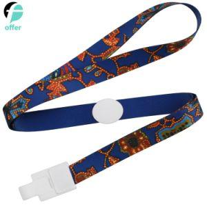 Синий ослепляет цветной ПВХ шнурок из полиэфирного волокна