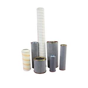 Filtro idraulico della rete metallica della fibra di vetro del rimontaggio della cappa