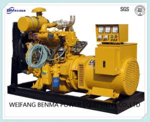 Низкое потребление топлива дизельного генератора в Шанхае двигатель торговой марки