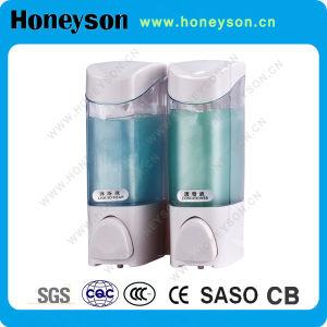 Distributeur propre de savon de salle de bains d'ABS