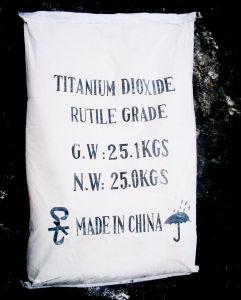 Het betrouwbare Dioxyde van het Titanium van het Rutiel van de Grondstof van de Reputatie TiO2