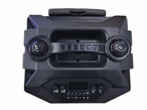 Altoparlante della radio di karaoke del carrello portatile 8 di Bluetooth di nuovo disegno di Shinco ''